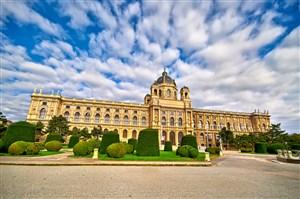 唯美大气欧洲建筑古堡风景图片