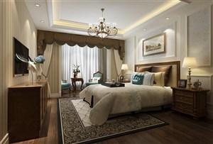 最受欢迎的欧式卧室装修效果图