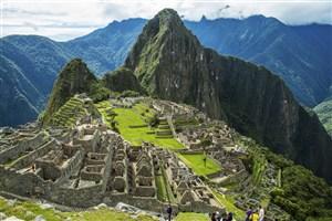 秘鲁旅游明珠马丘比丘