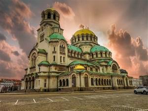 唯美欧式建筑