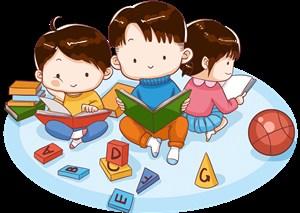 儿童读书日培训班