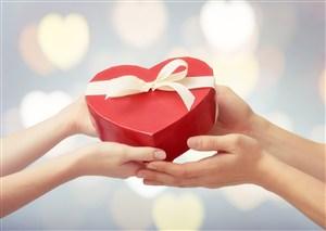 傳遞愛心盒子圖片