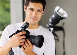 攝影師職場人物圖片