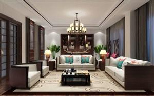家装客厅设计效果图