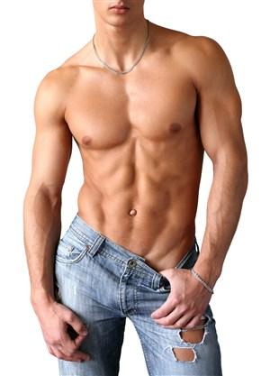 肌肉男手機壁紙