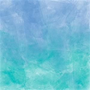 藍色綠色墨跡背景圖片
