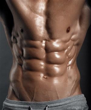 完美腹肌男模圖片