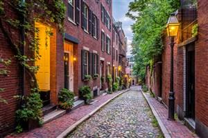 欧洲浪漫小镇风景图片
