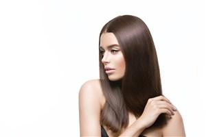 护肤品广告模特高清图片