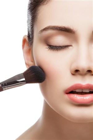 护肤品广告模特个人写真高清图片