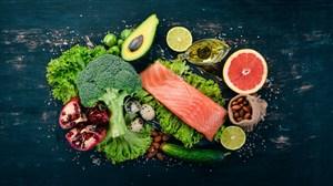 高清蔬菜水果鮮肉素材圖片